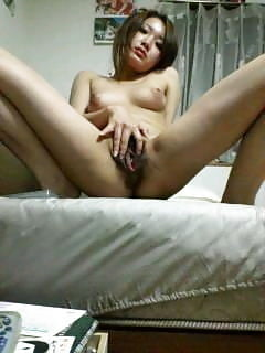 lovely cute japanese girls pussy selfies part