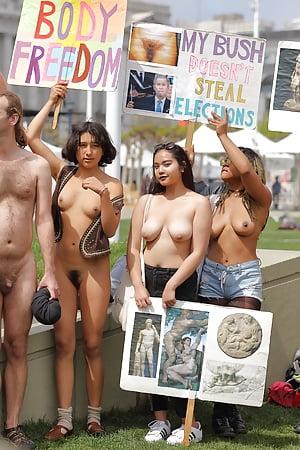 Nude model mature