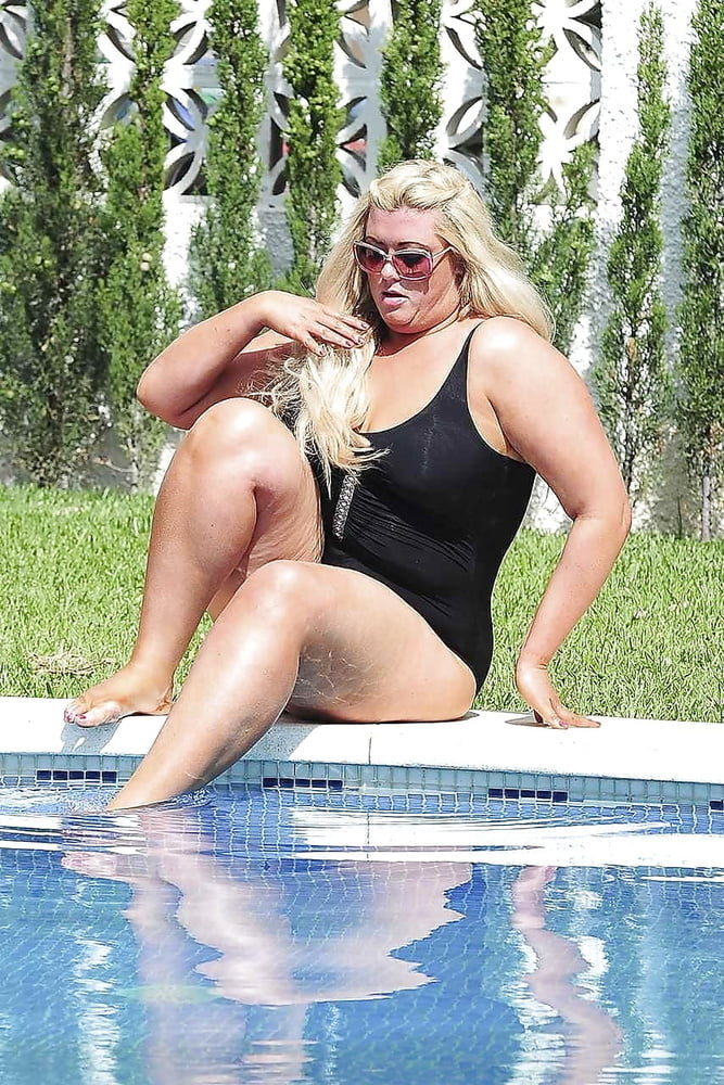 Towie's james argent can't keep his hands off gemma collins in aerobics class