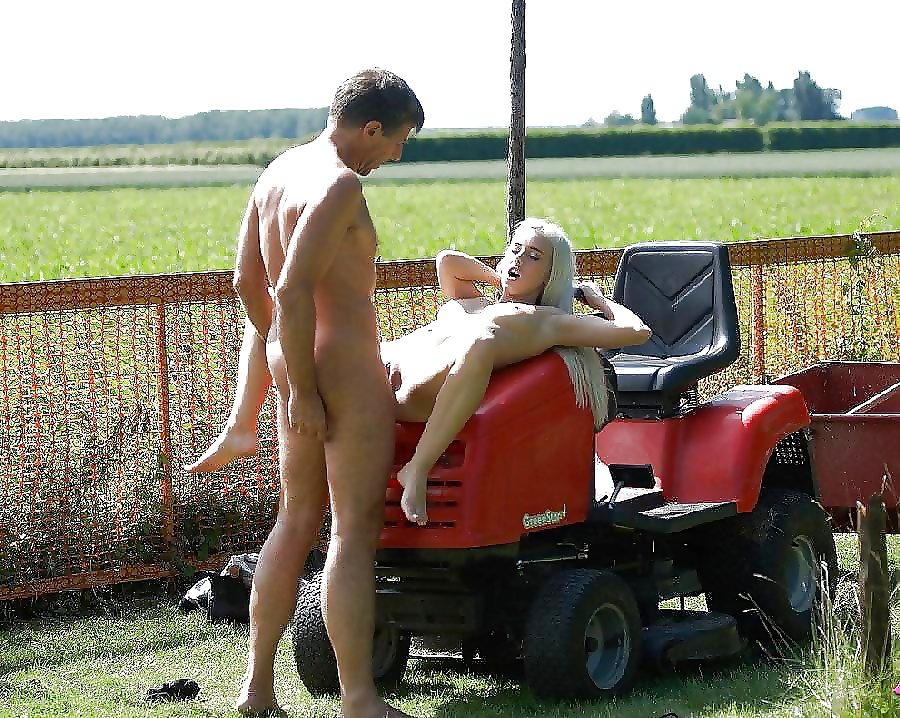 Nude fuck on tractor, feet sexy pictures