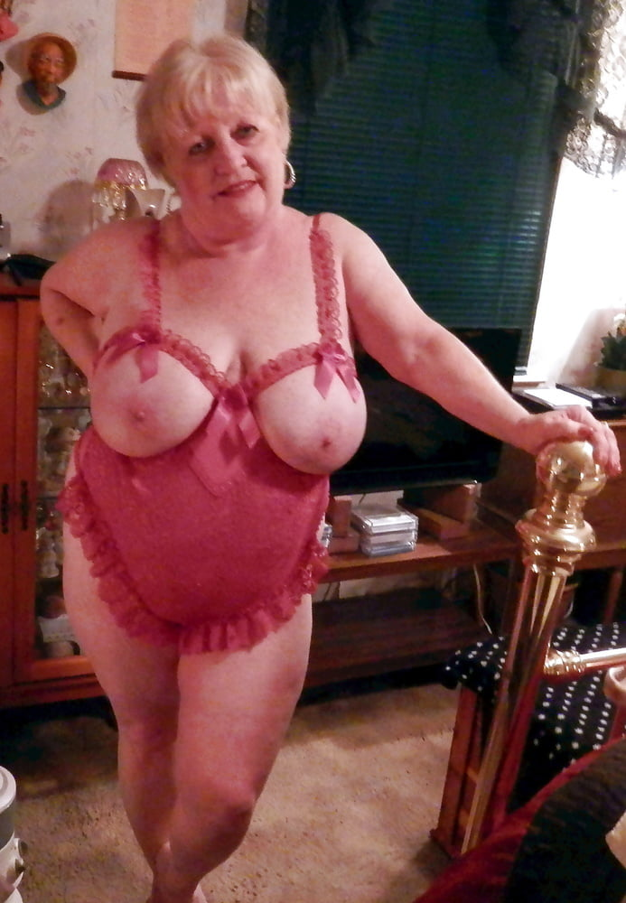 Grannies gone wild naked — pic 6