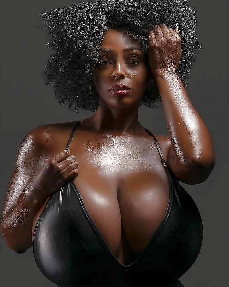 Big boobs and blacks