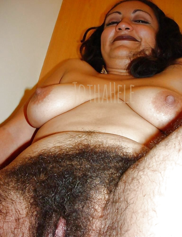 super hairy women