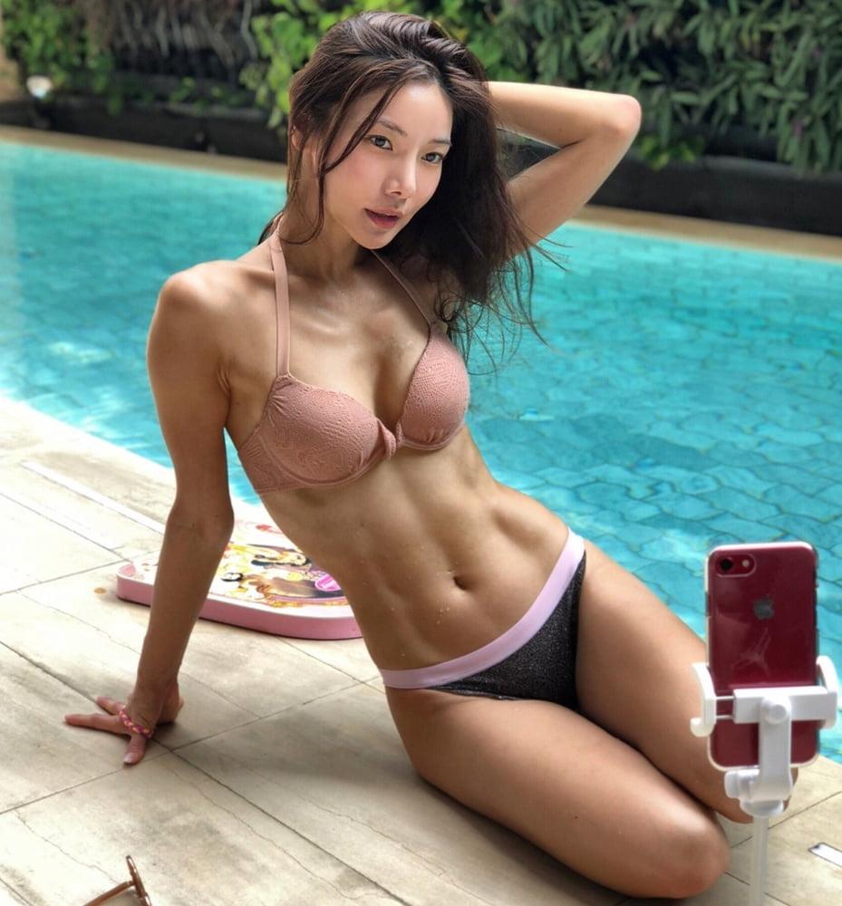 Hot sexy korean model-7984