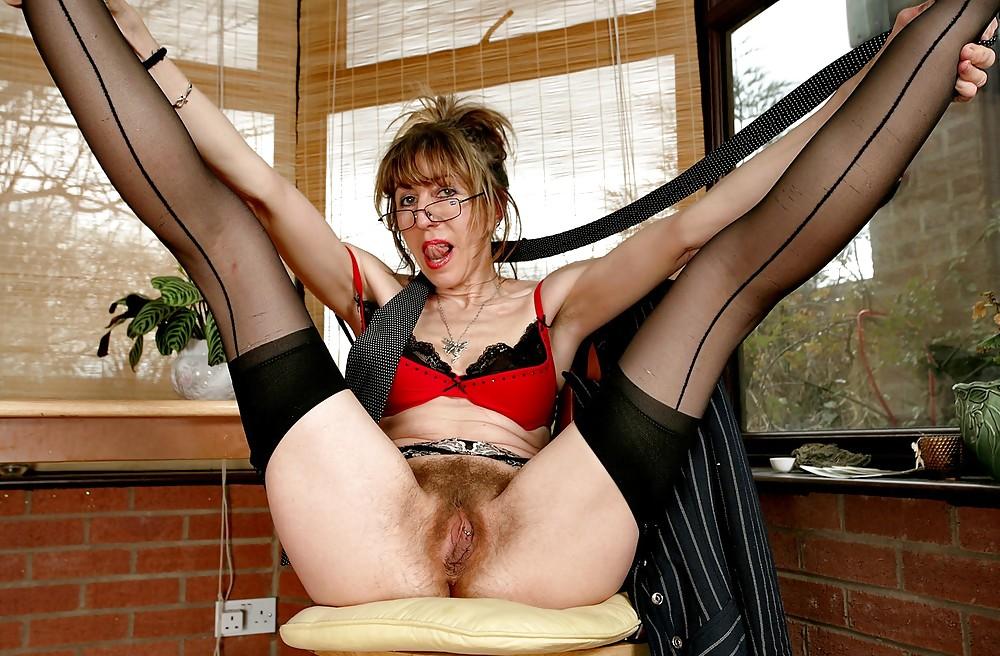 Granny lingerie, porn galery