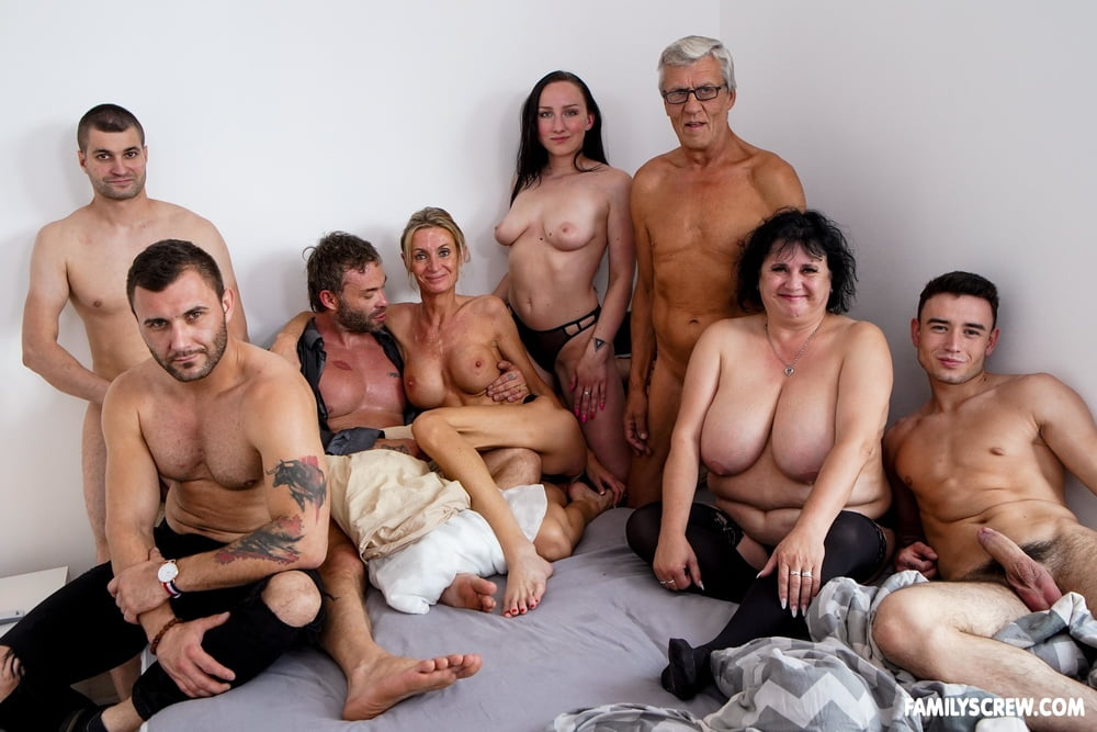 We knew this day would cum at FamilyScrew - 13 Pics