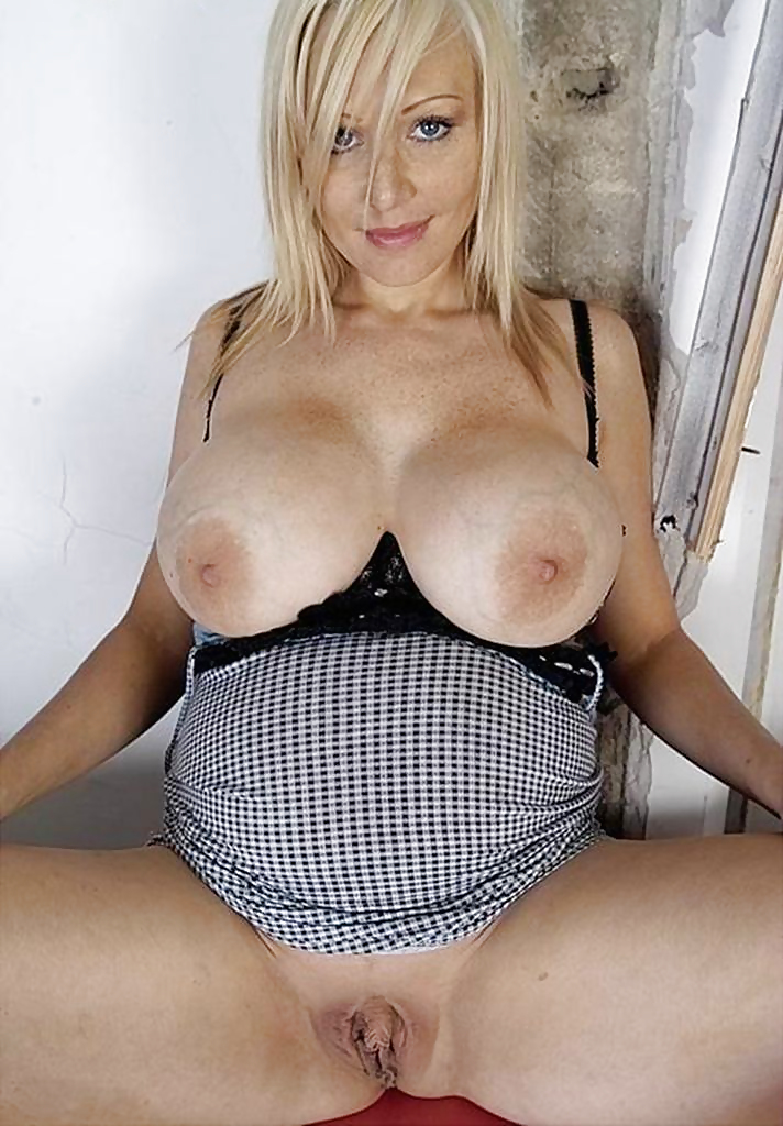 Blonde Big Tits Massage