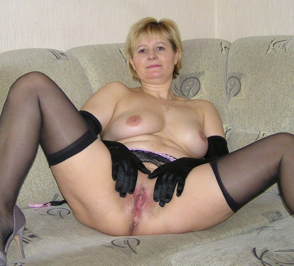 Polish slut whore bitch stripping off her top ad lifting up mini skirt