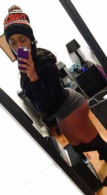 Black booty teen girls-8256