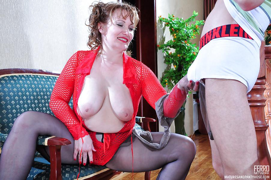 Flo Naked Bondage