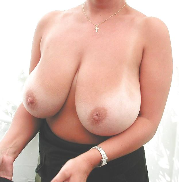 Big tits in blouses