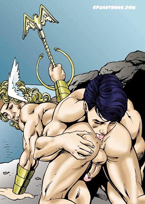 Adult Aphrodite Comics And Games