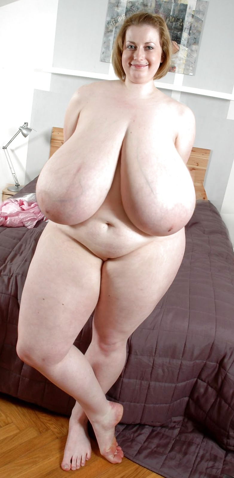 Giant huge tits mature bbw #15