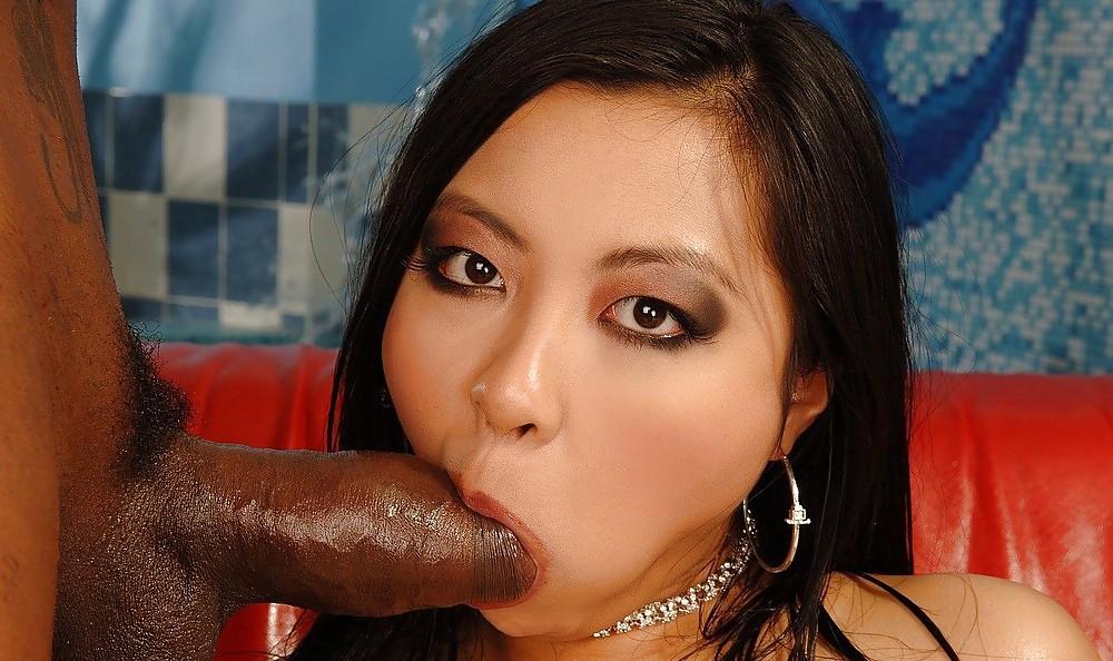 секс азиаток и здоровых членов - 9