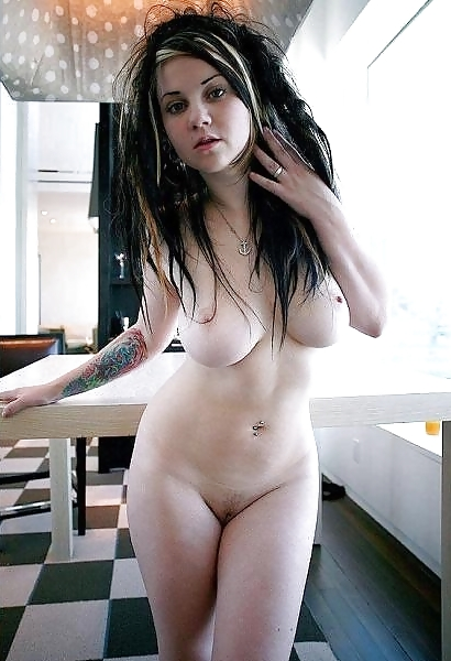 Wife nude with girl