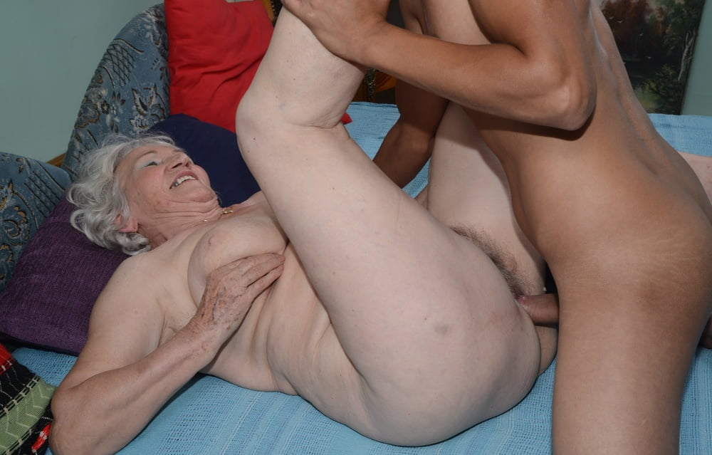 Old grannies getting anal sexual intercourse