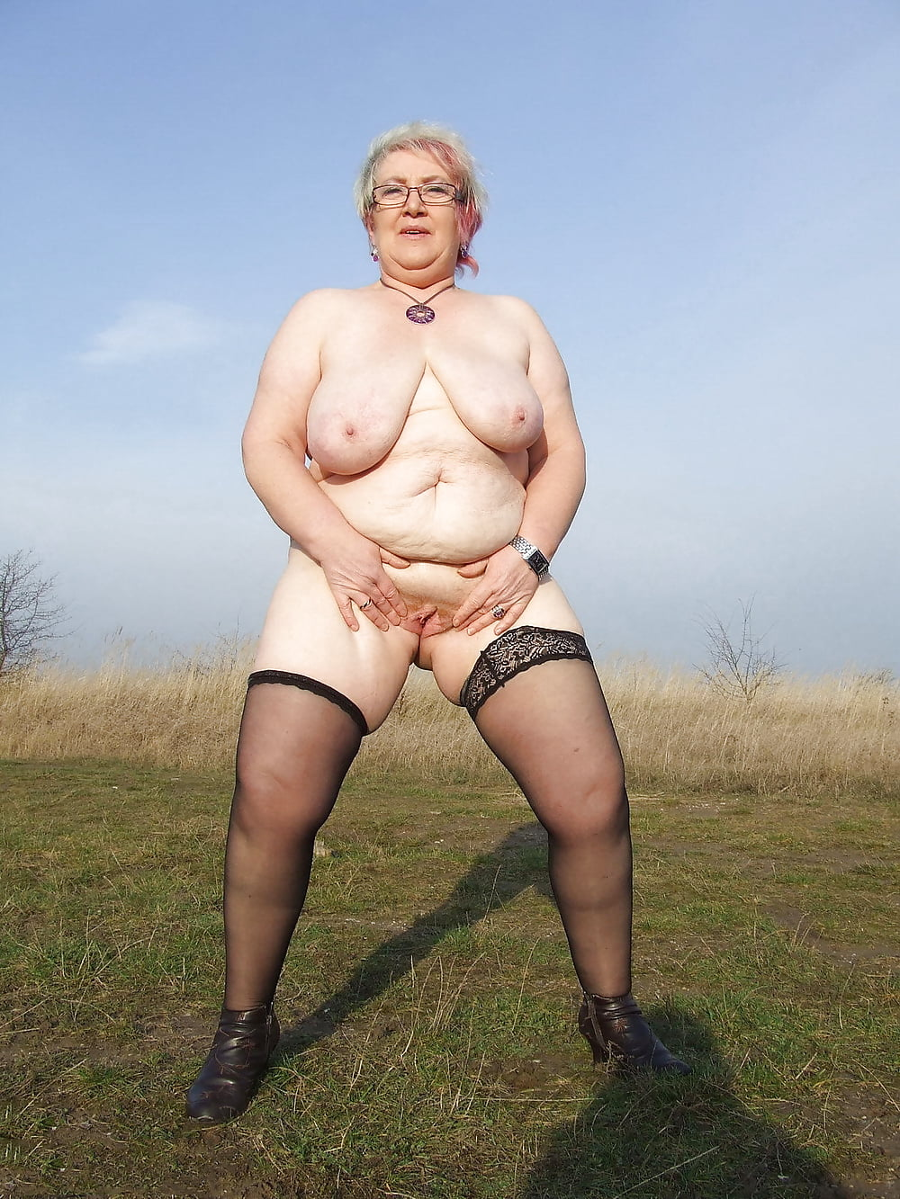 Hathway naked naked granny outside pics