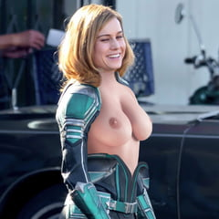 Marvel nude captain Sparring Session,