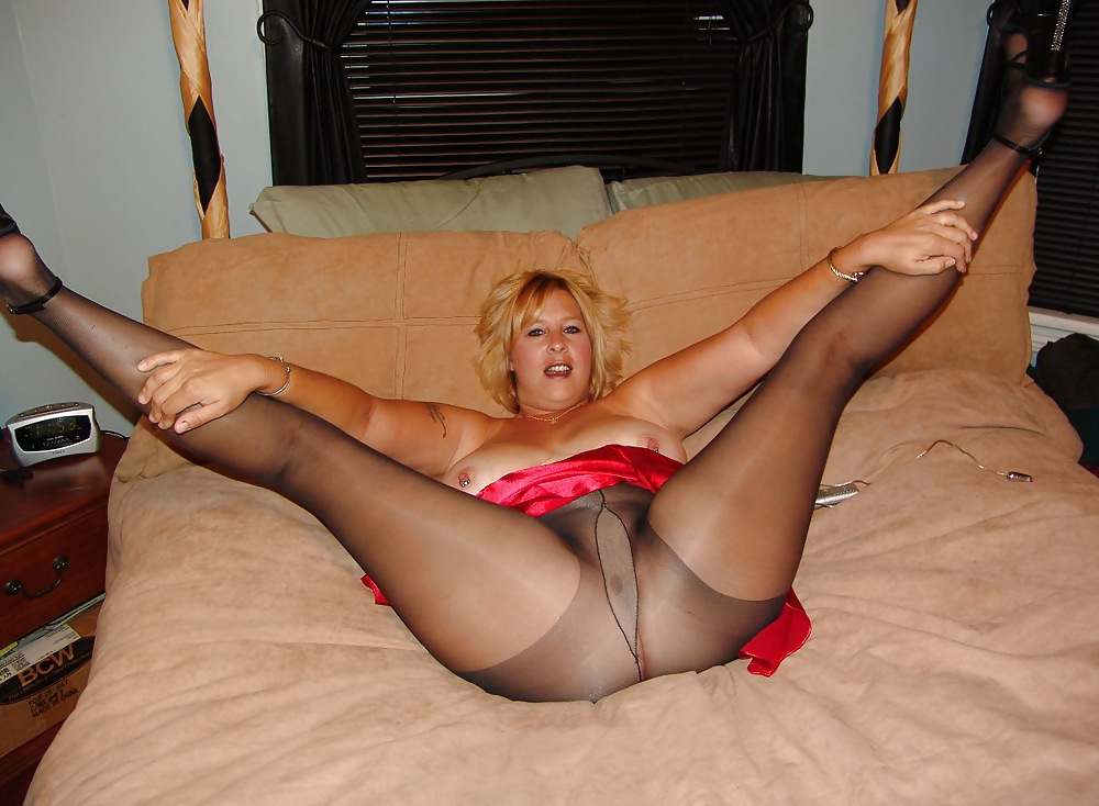 wide 6 Pantyhose