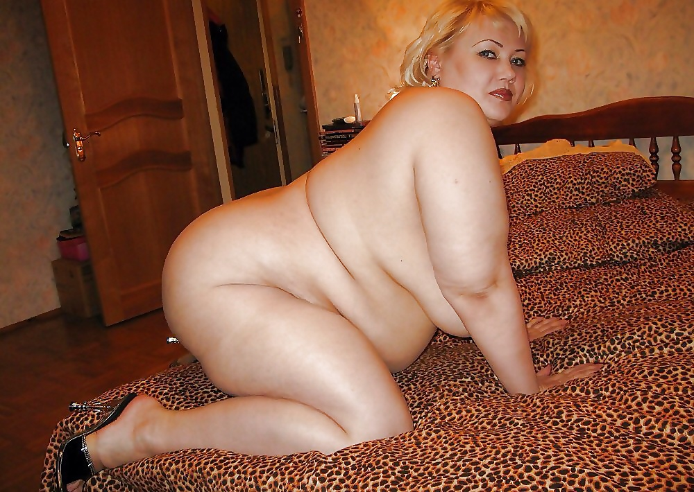Cute Blonde Bbw Gets Intimate With Her Man