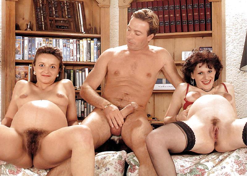 Family ties nude