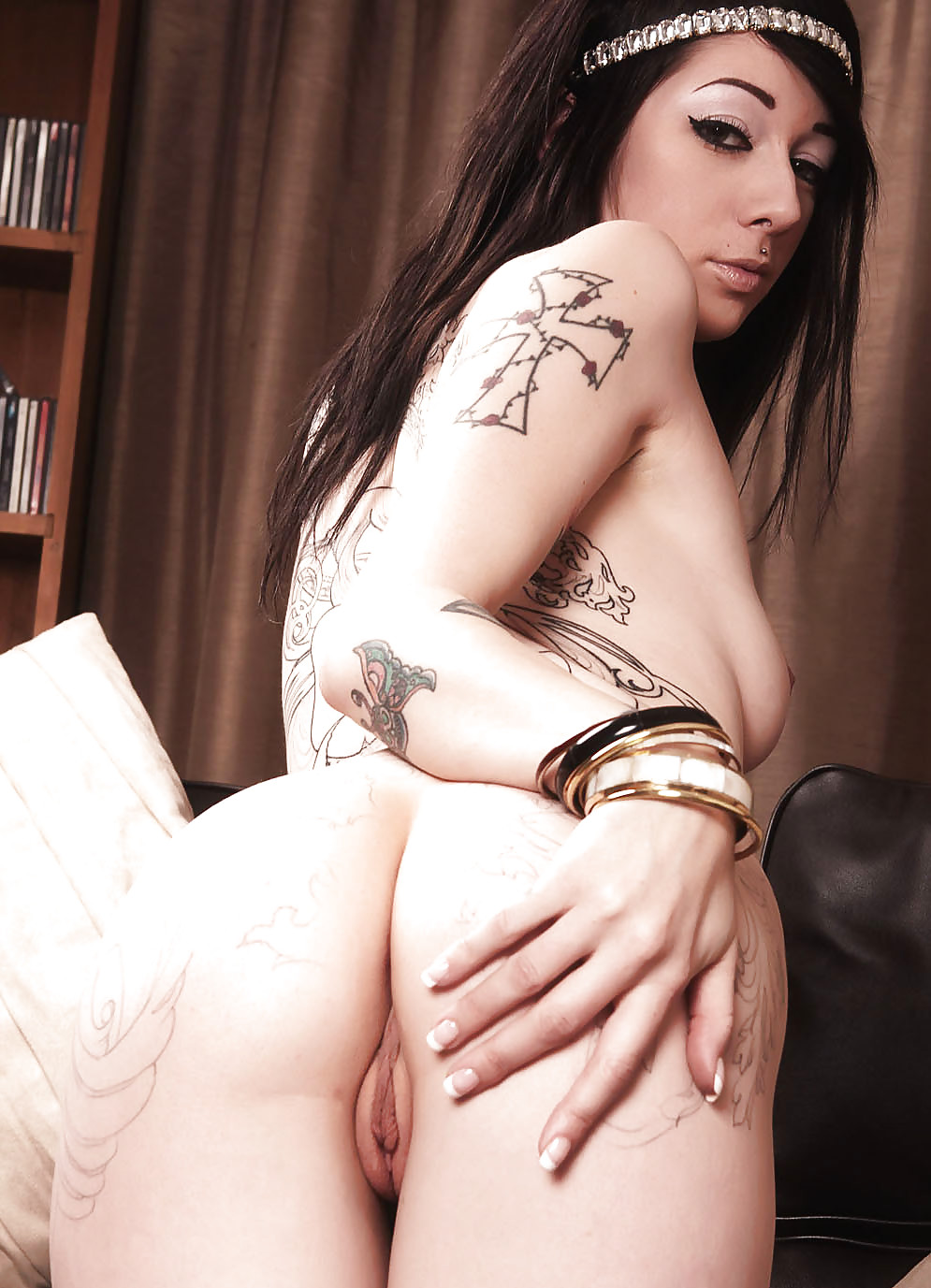 Hot punk chick porn 13