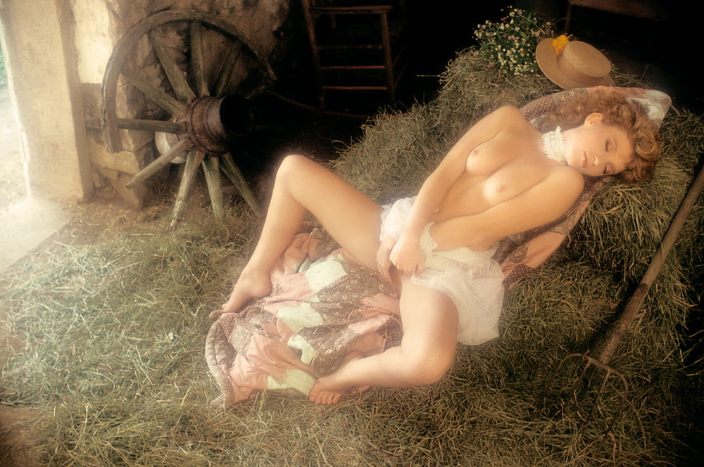 The naked farmer is living the dream