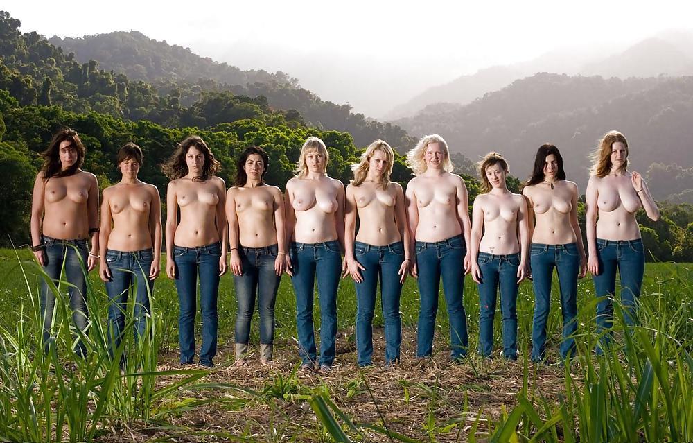 My girl nude farm 1