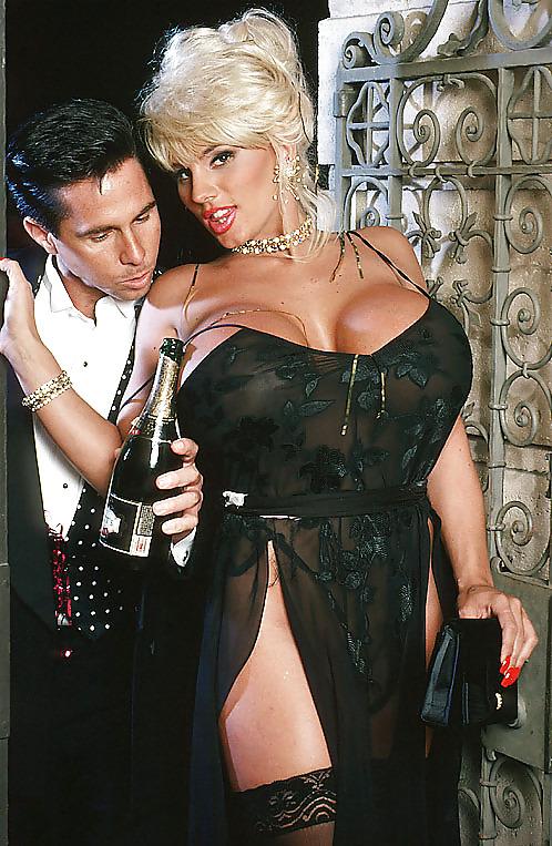 Vintage Latina Big Tits