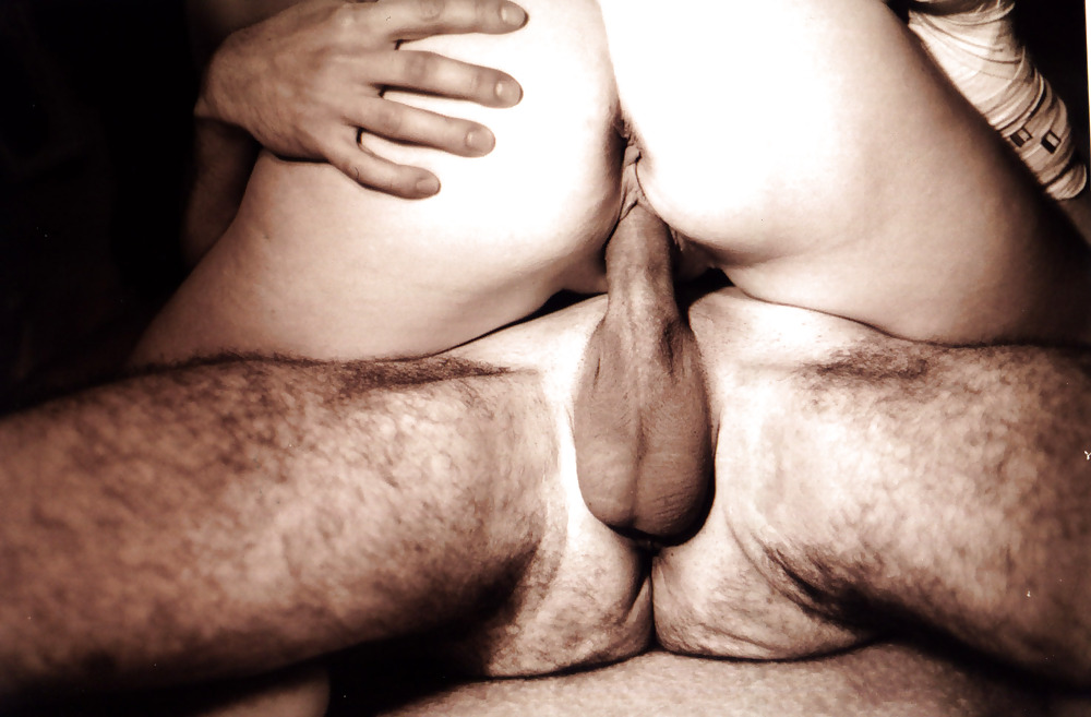 Some Black & White Pics of my wife and me pict gal