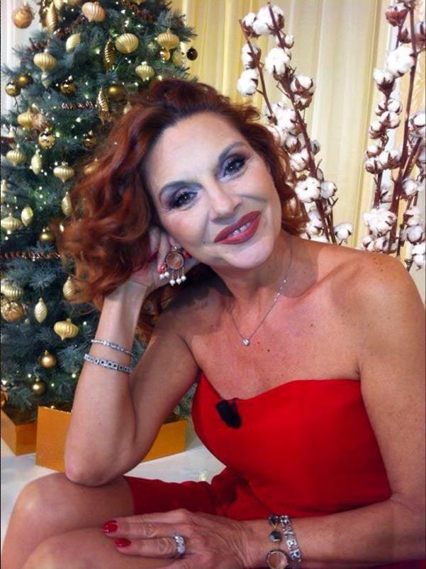 Italian TV Mature Patrizia Rossetti - 323 Pics