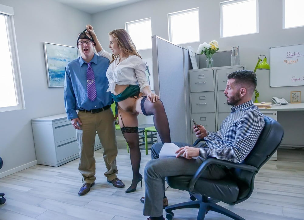 The arizona hotwife agrees to be the office slut pt1 - 1 part 6