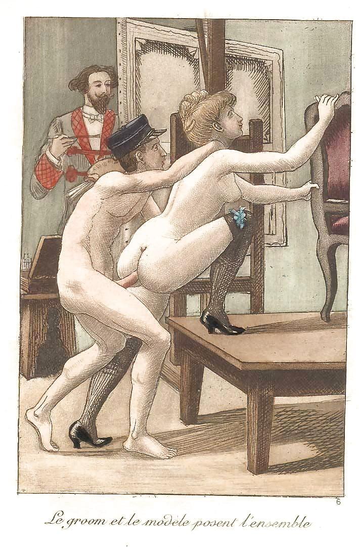 часть какую старинные картины секса особа