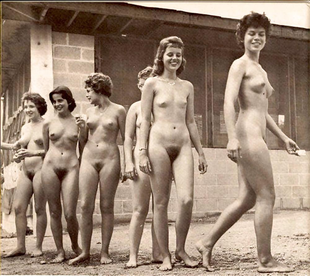Older Naked Girls