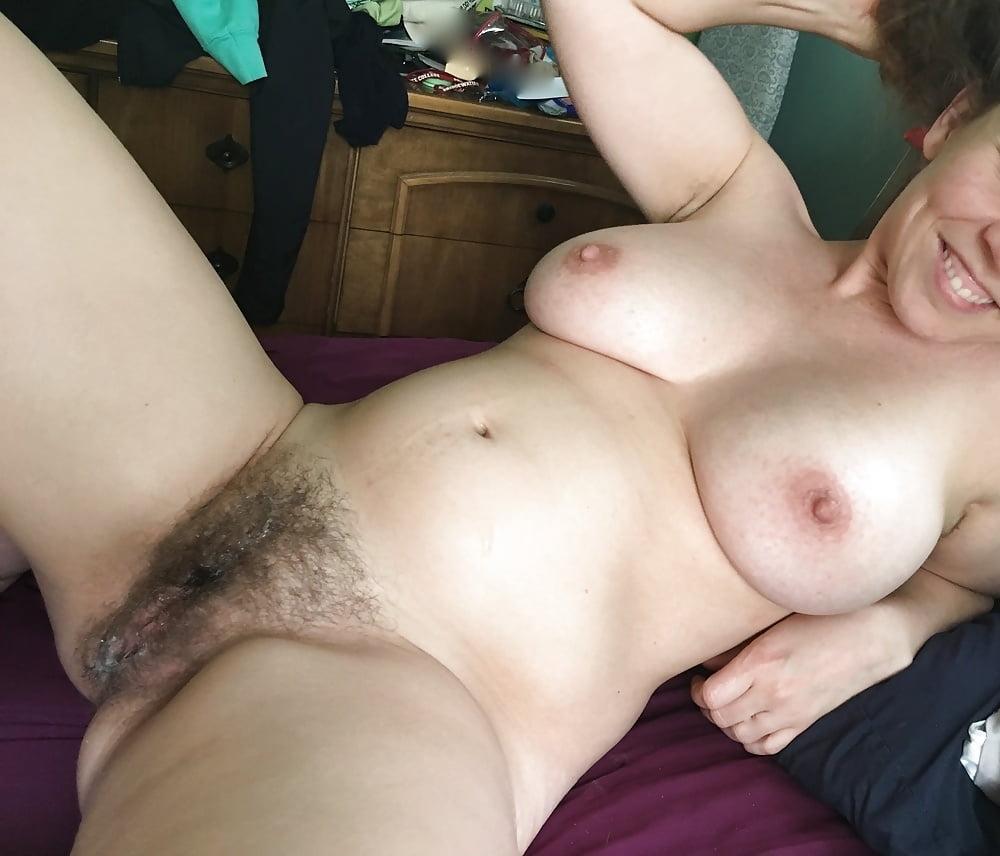 Hairy big tits pics