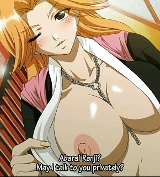 Bleach riruka hentai