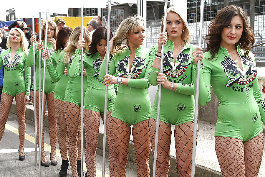 Russian naked grid girls