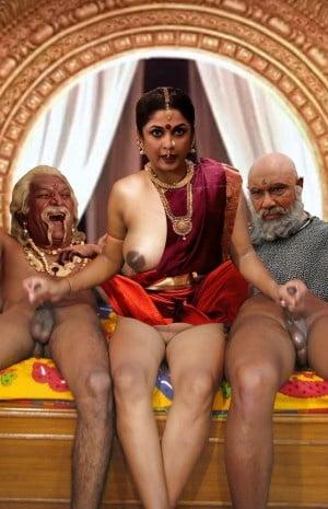 Ramya krishna nude photos-5152