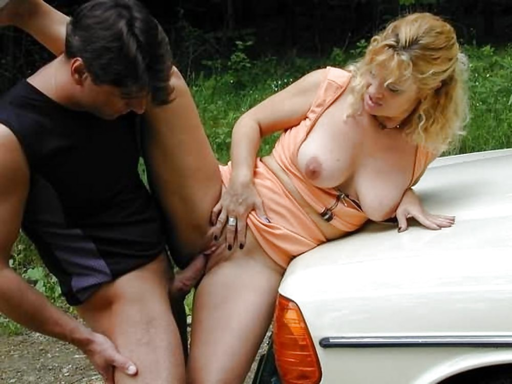Mature fuck in public, black and white plants pictures