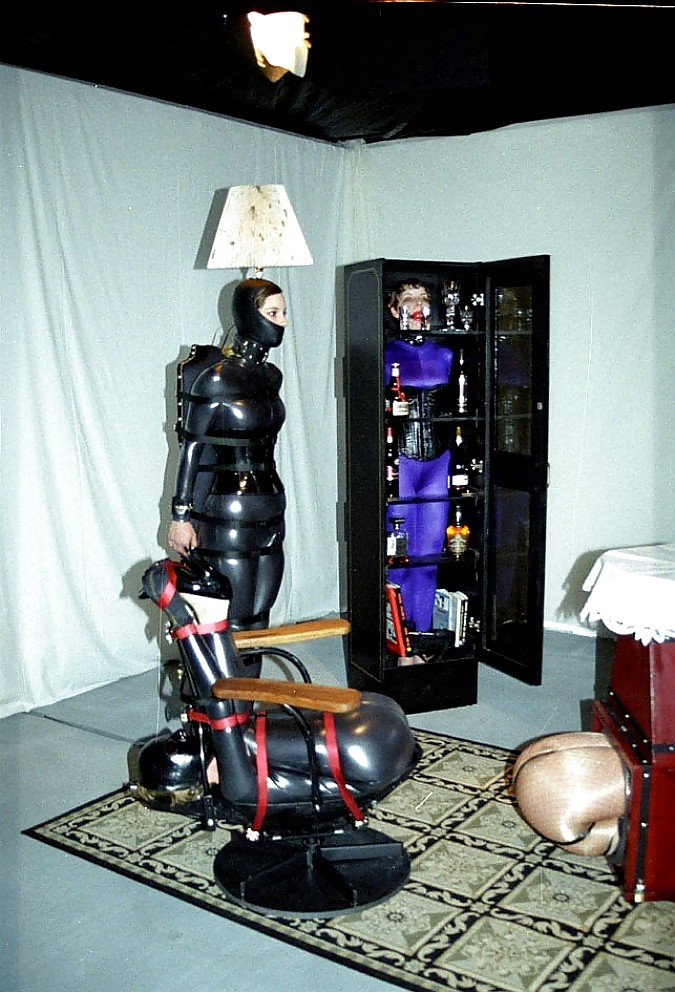 Bdsm furniture in europe, cwh sasha nude