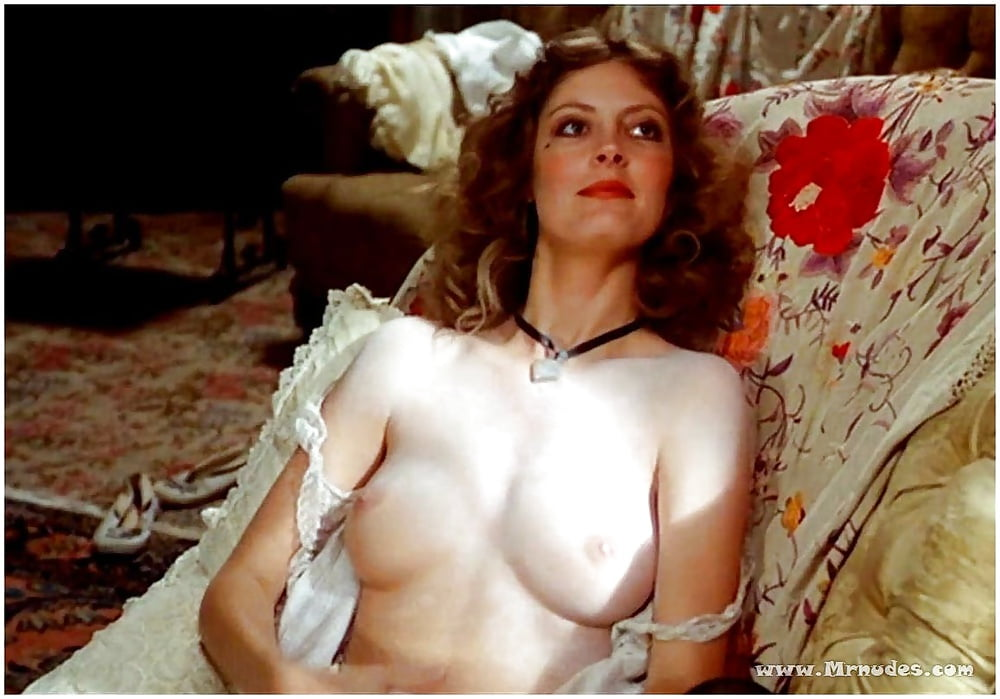 Susan Sarandon Nackt