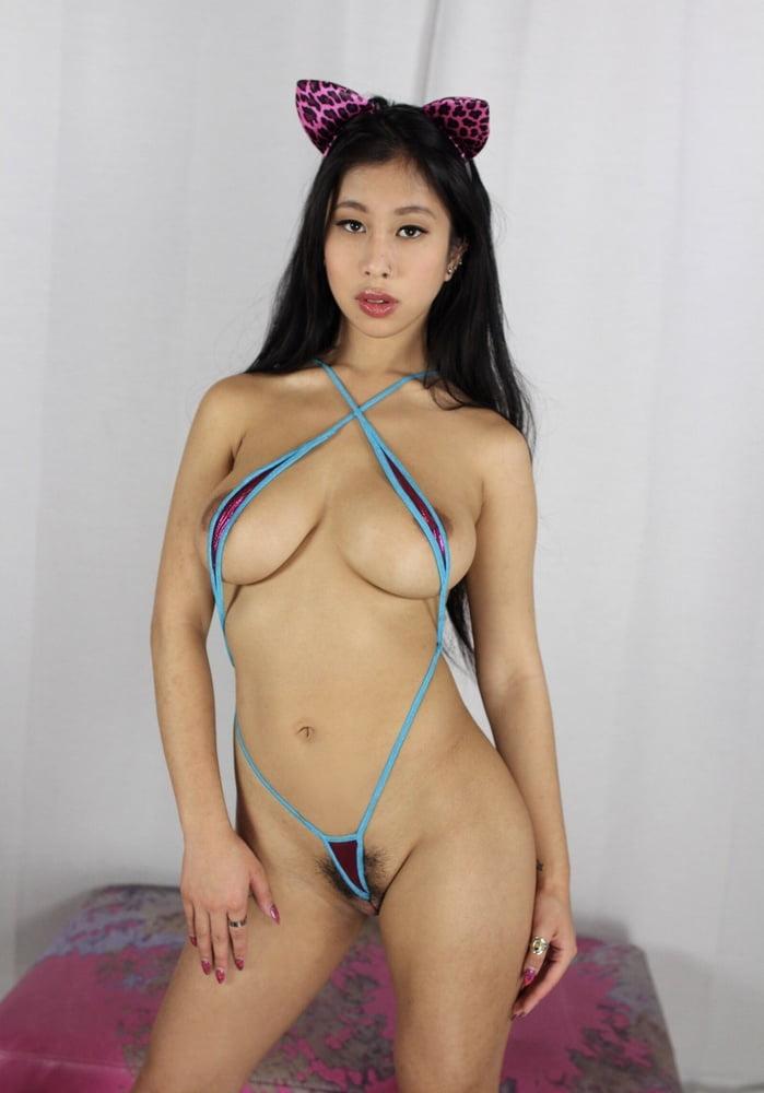 Asian Bikini Girl Picture