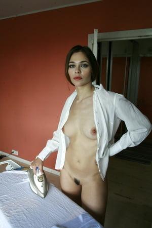 Nina Kraviz  nackt