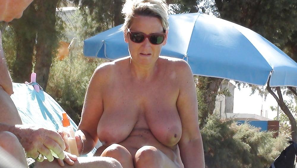 Mature Topless