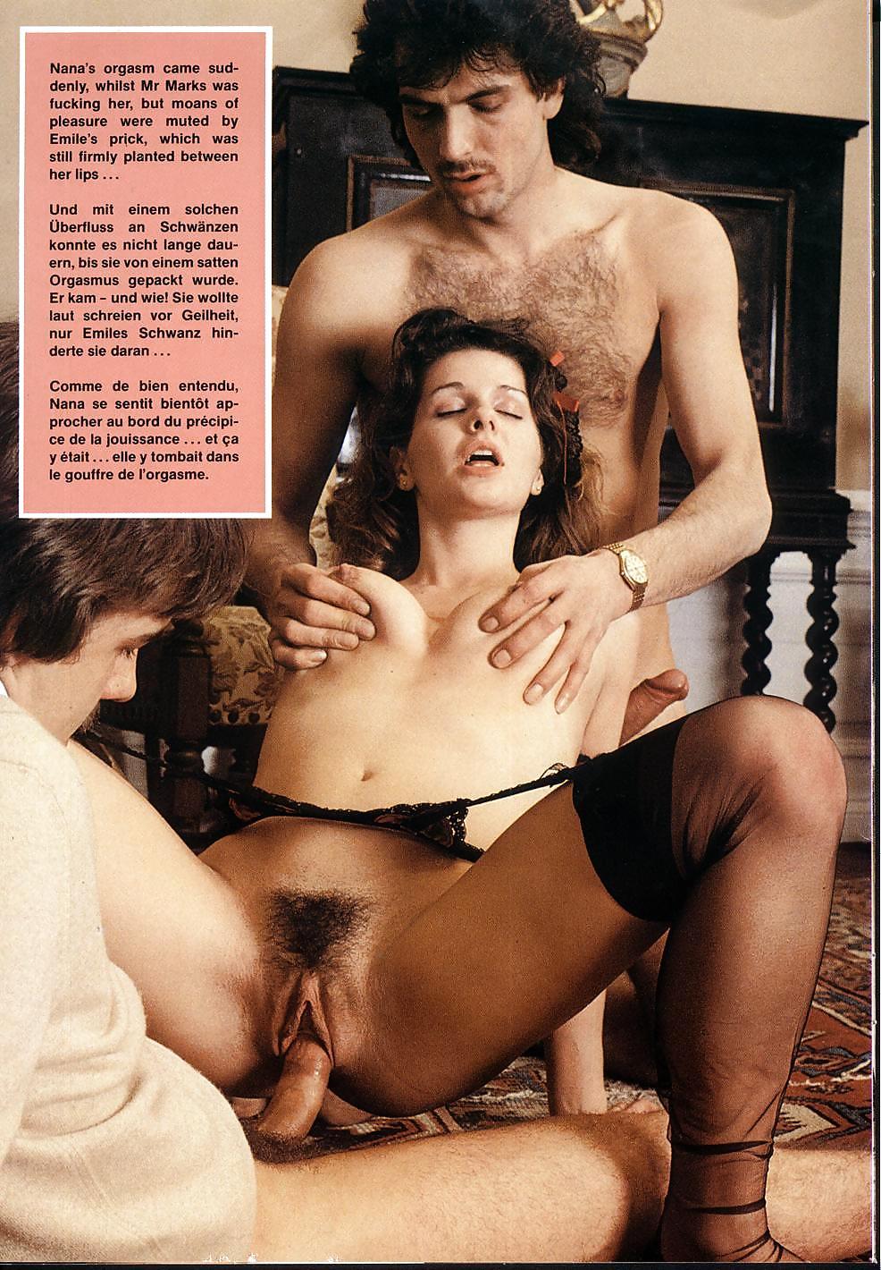 Молодых голые женщины фото с порножурналов порно