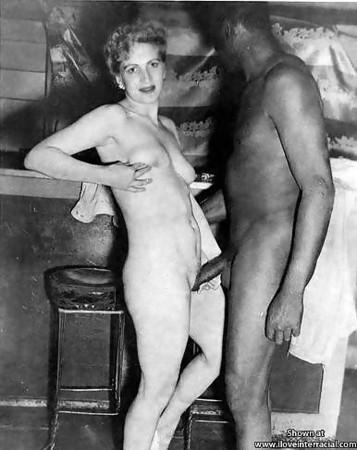 Vintage interacial porn