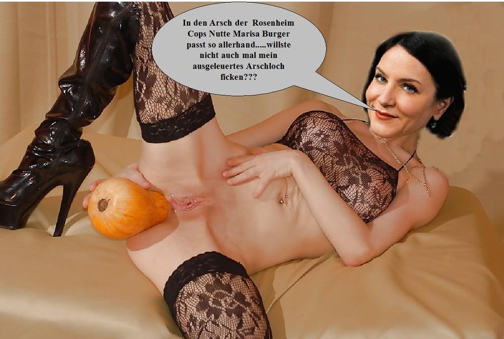 Marisa Burger Porno