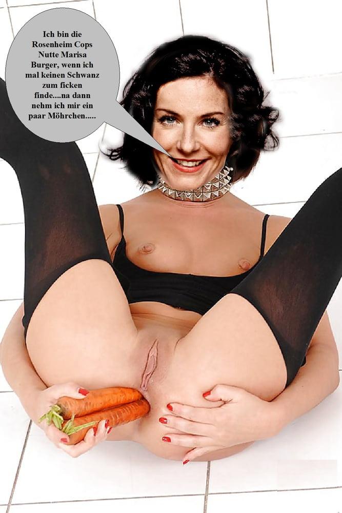 Marisa Burger Nackt