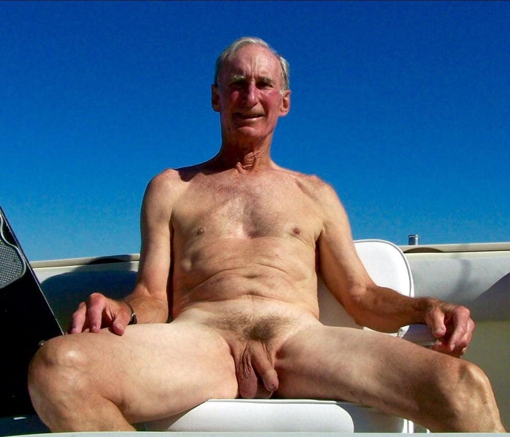 Naked really senior men hartley pornos