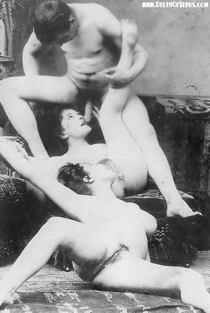 Old victorian porn